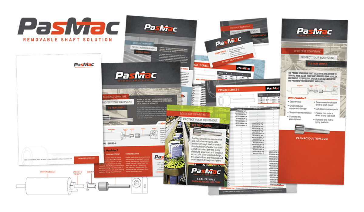 PasMac stationary collateral