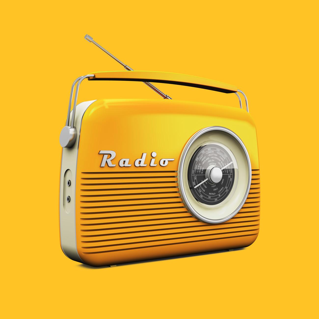 Radio Advertising visualization