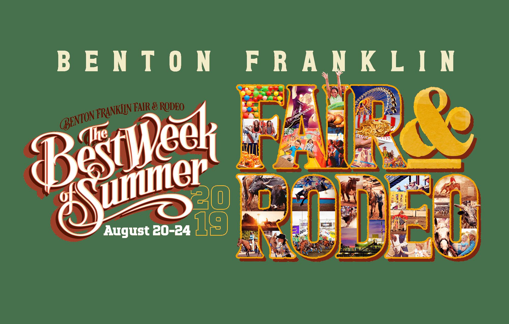BFFR Visual  - Benton Franklin Fair & Rodeo