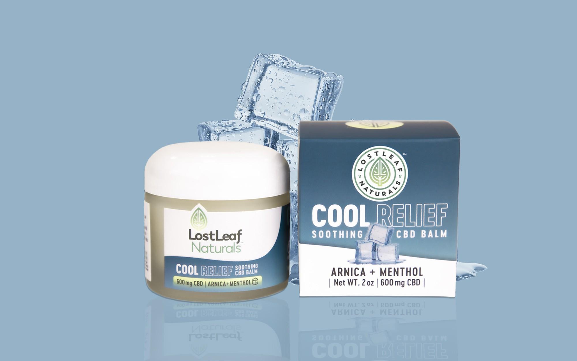CoolRelief Combo - LostLeaf Naturals