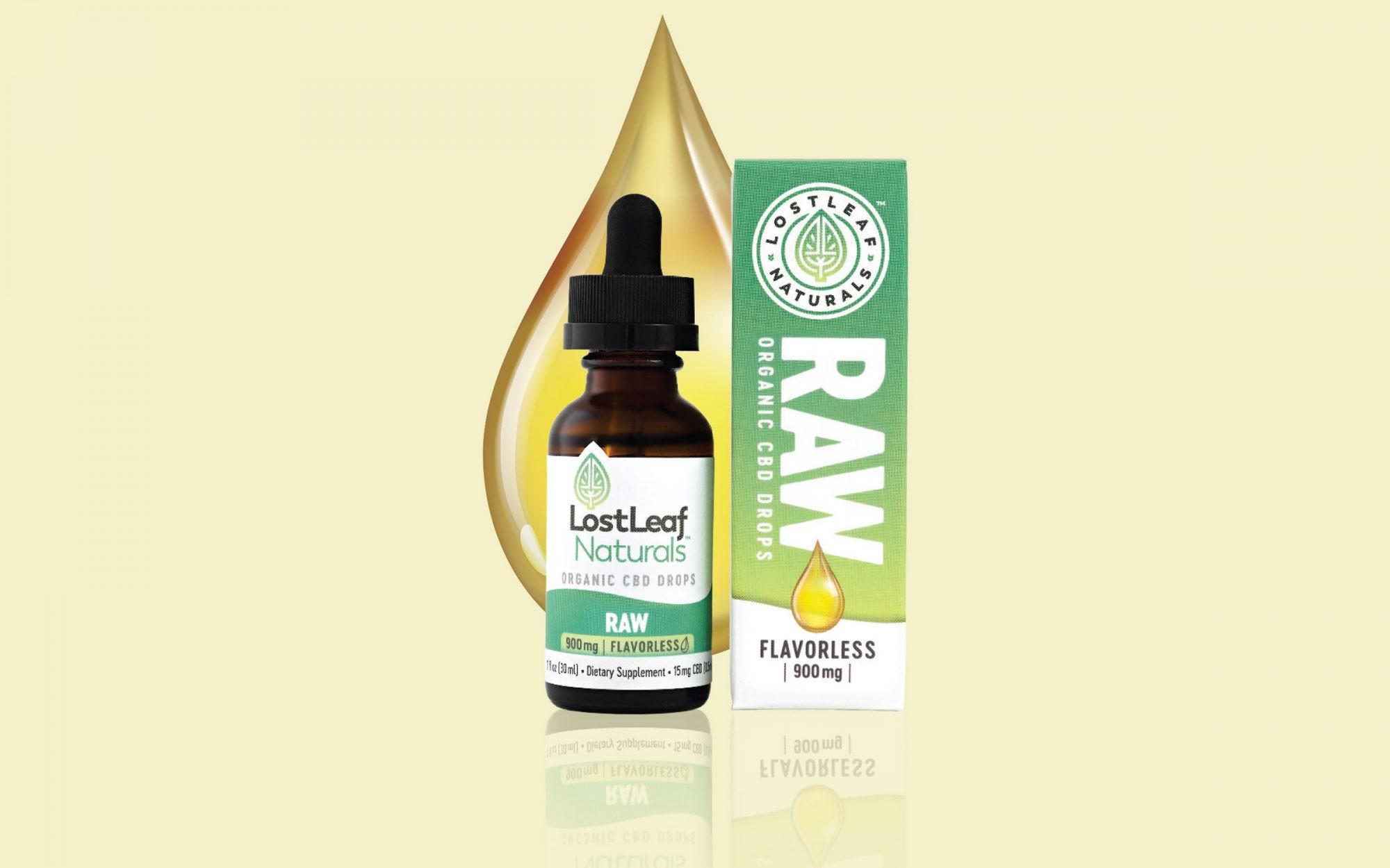 Lostleaf RAW - LostLeaf Naturals