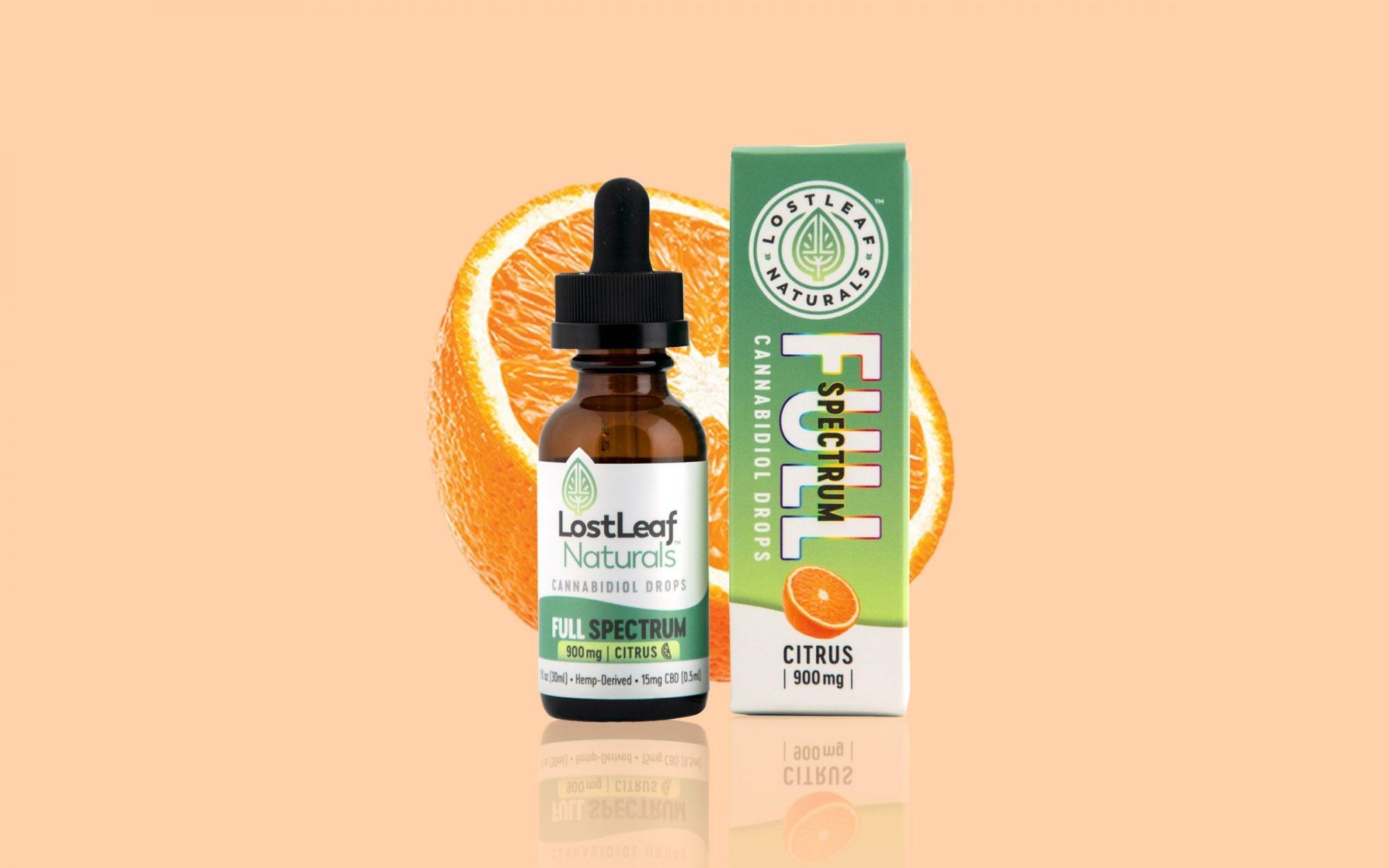 Lostleaf full spectrum - LostLeaf Naturals