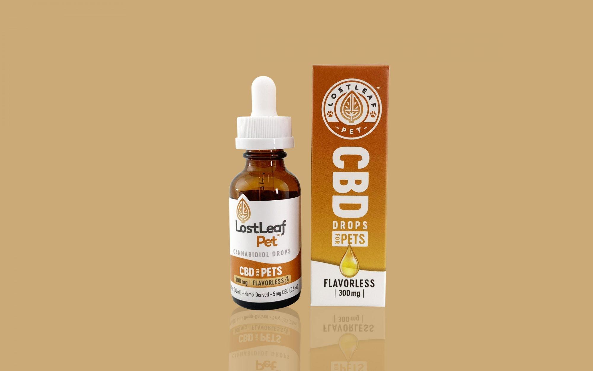 Lostleaf pet drops - LostLeaf Naturals
