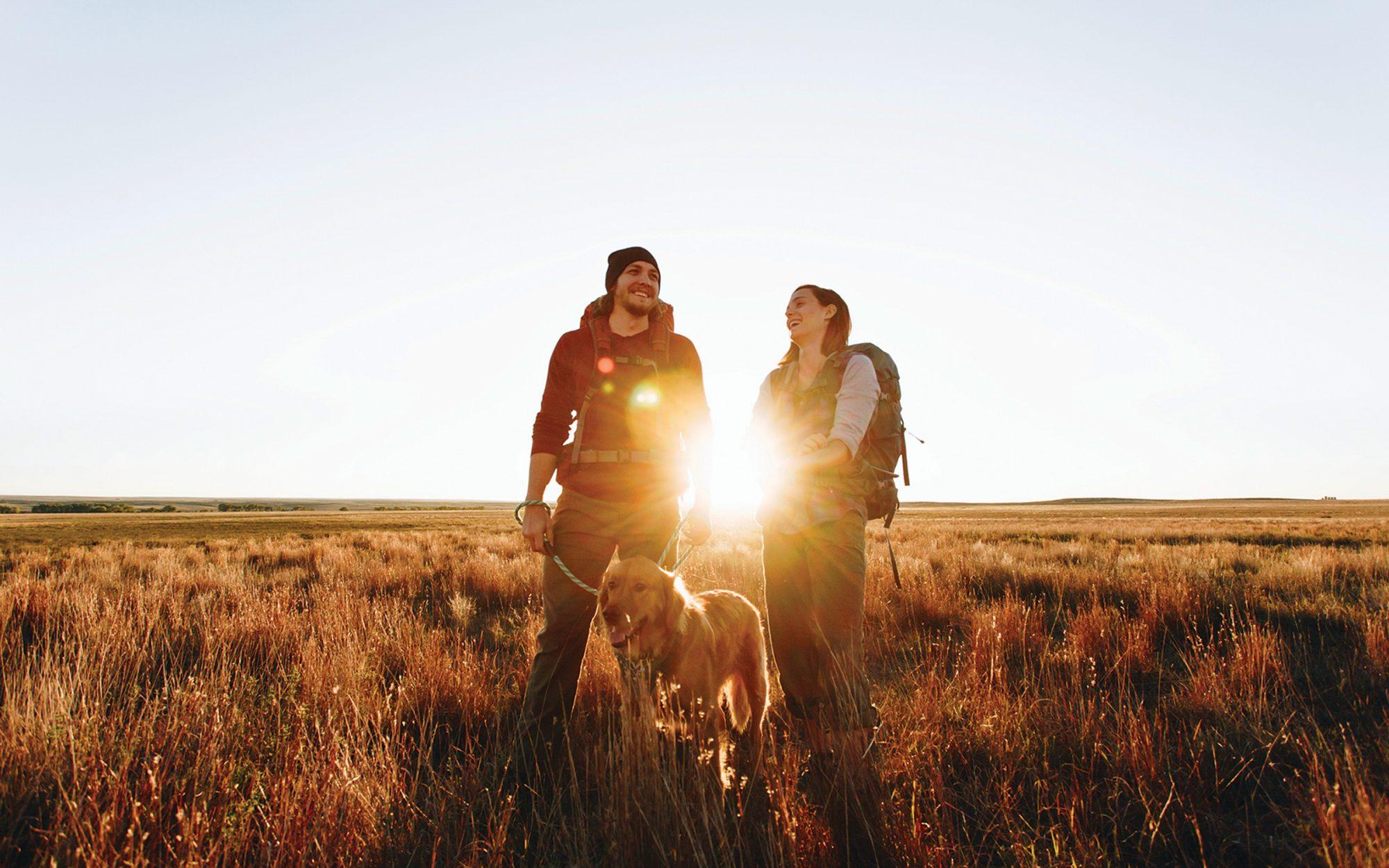 ll pet hiking - LostLeaf Naturals