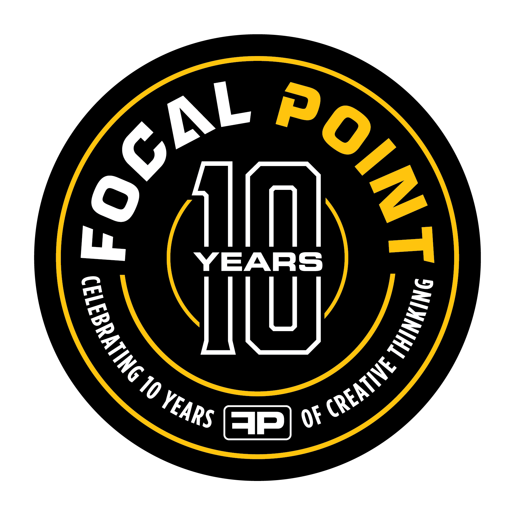 FP 10Years Seal Patch 4C - Rebranding a Branding Agency: Part I