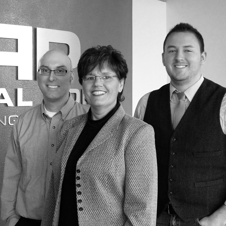 FPM staff 2010 - Rebranding a Branding Agency: Part I