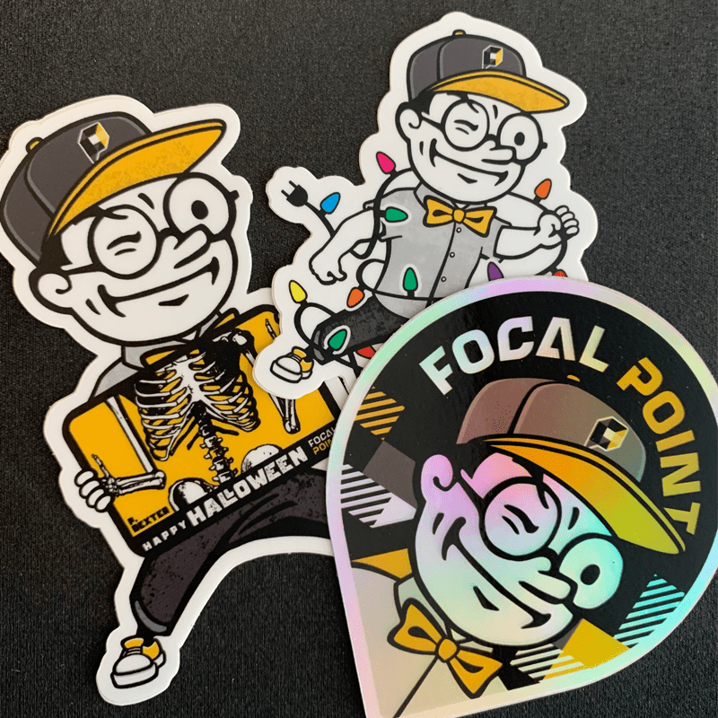 stickers 1 - Boost Your Business with Branded Merchandise