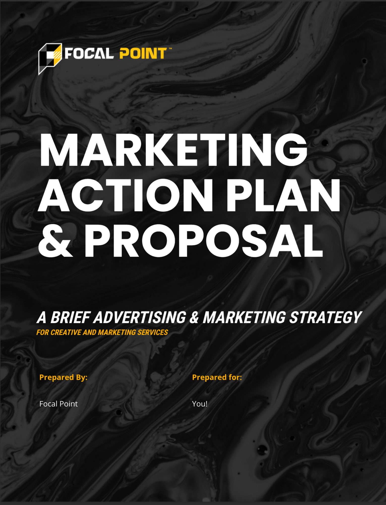 Marketing Action Plan and Proposal
